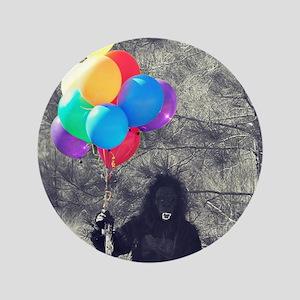 """ape balloons 3.5"""" Button"""