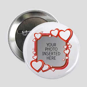 """Sizes of Love 2.25"""" Button"""
