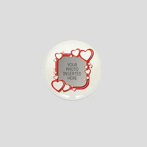 Sizes of Love Mini Button