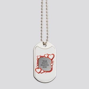 Sizes of Love Dog Tags