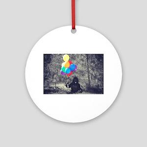 ape balloons Ornament (Round)