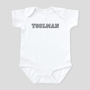 Toolman Infant Bodysuit