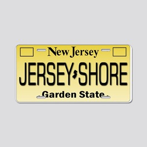 Jersey Shore Tag Giftware Aluminum License Plate