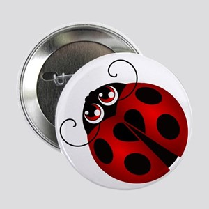"Ladybug 2.25"" Button (10 pack)"
