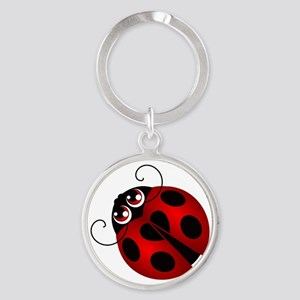 Ladybug Keychains