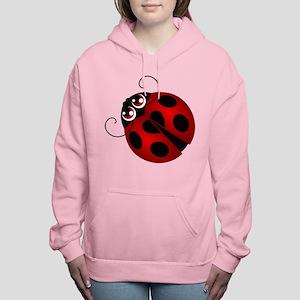 Ladybug Women's Hooded Sweatshirt