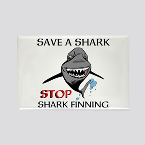 Stop Shark Finning Magnets