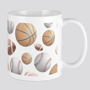 Court and Field Mug