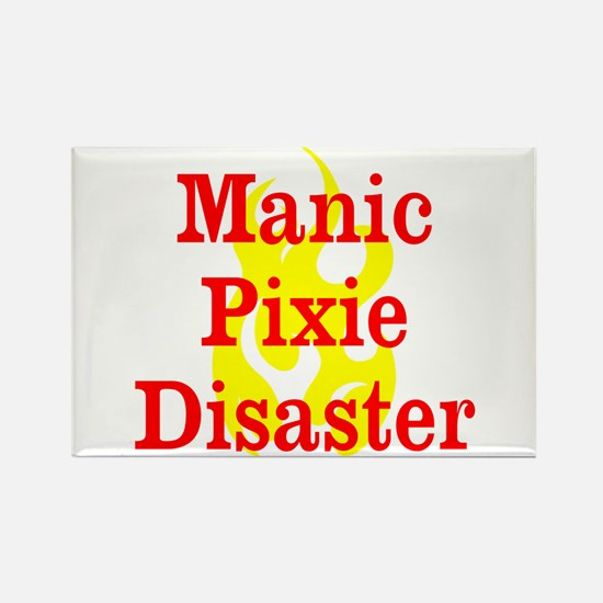 Manic Pixie Disaster Magnets