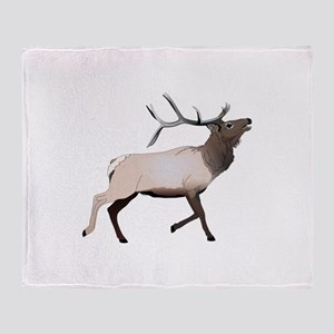 ELK Throw Blanket