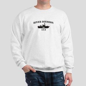 RIVER DIVISION 513 Sweatshirt