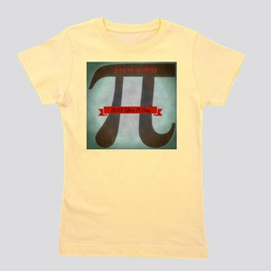 2015 Uber Pi Day Girl's Tee