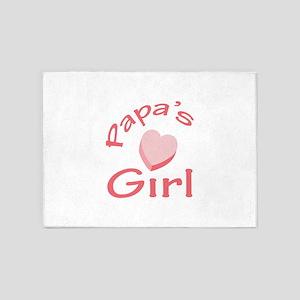 PAPAS GIRL 5'x7'Area Rug