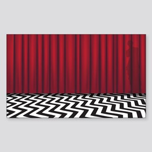 Black Lodge Twin Peaks Sticker