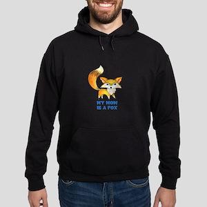 MOM IS A FOX Hoodie
