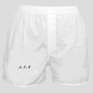 TRIATHLON LOGO Boxer Shorts