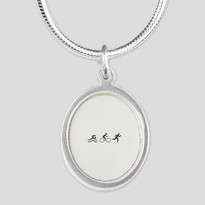 TRIATHLON LOGO Necklaces