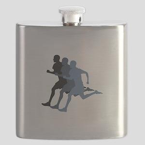 MALE RUNNER Flask