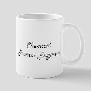 Chemical Process Engineer Classic Job Design Mugs