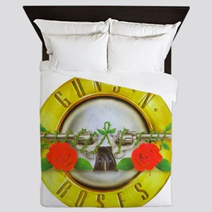 Best Rock Band Roses Queen Duvet
