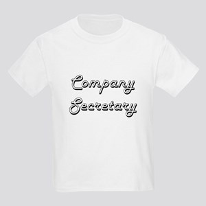 Company Secretary Classic Job Design T-Shirt