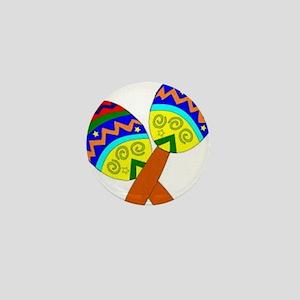 Maracas Mini Button