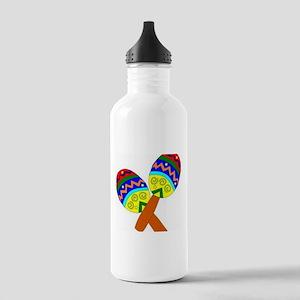Maracas Water Bottle