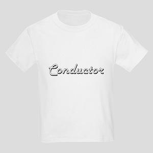 Conductor Classic Job Design T-Shirt