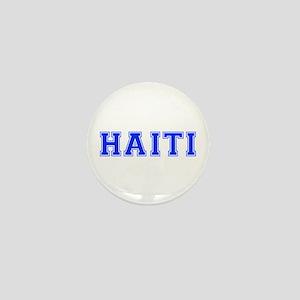 Haiti-Var blue 400 Mini Button