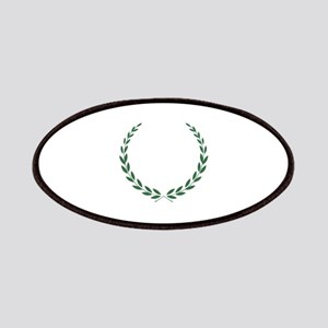 LAUREL WREATH Patch