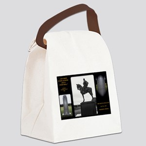 101414-145 Canvas Lunch Bag