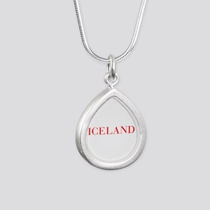 Iceland-Bau red 400 Necklaces