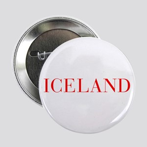 "Iceland-Bau red 400 2.25"" Button (10 pack)"