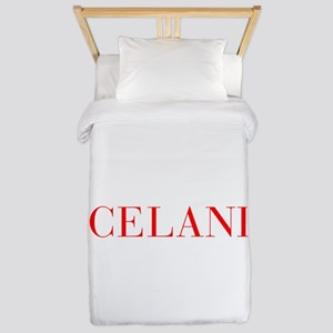 Iceland-Bau red 400 Twin Duvet