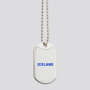 Iceland-Var blue 400 Dog Tags