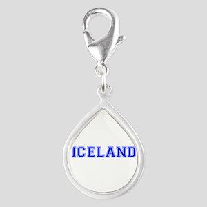Iceland-Var blue 400 Charms