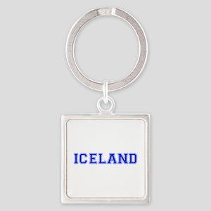 Iceland-Var blue 400 Keychains