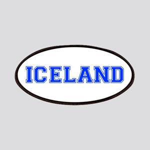 Iceland-Var blue 400 Patch