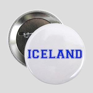 """Iceland-Var blue 400 2.25"""" Button (10 pack)"""