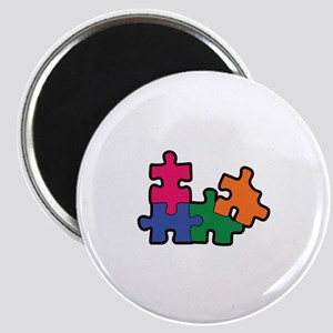 PUZZLE PIECES Magnets