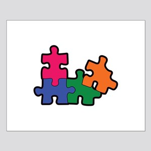 PUZZLE PIECES Posters