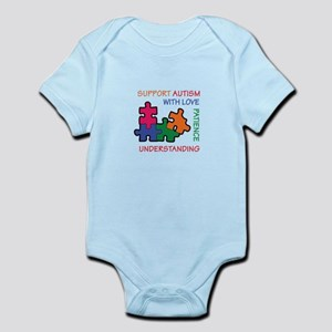 AUTISM SUPPORT Body Suit