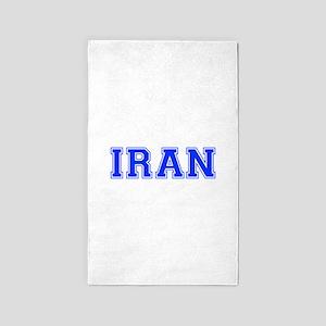 Iran-Var blue 400 Area Rug