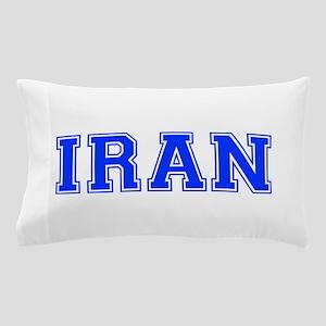Iran-Var blue 400 Pillow Case