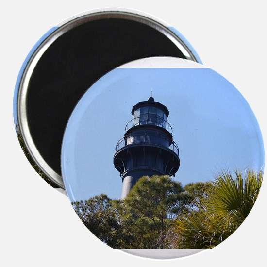Hunting Island Lighthouse Magnets