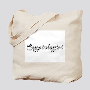 Cryptologist Classic Job Design Tote Bag