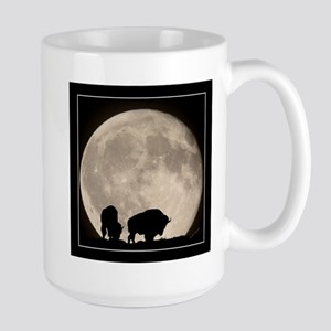Moonwatch Bison Large Mug