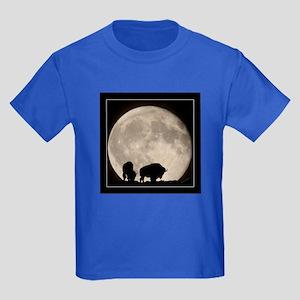 Moonwatch Bison Kids Royal T-Shirt