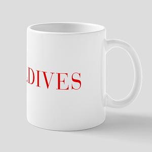 Maldives-Bau red 400 Mugs