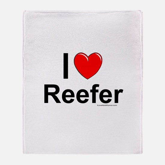 Reefer Throw Blanket